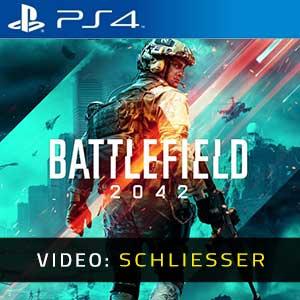 Battlefield 2042 PS4 Video Trailer