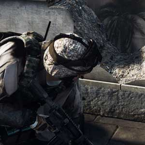 Battlefield 3 - Explosion