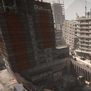 Battlefield 3 Aftermath verlassene Gebäude