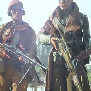 Battlefield einzigartige Soldaten