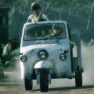 Battlefield Bad Company 2 Vietnam DLC - Dreirad