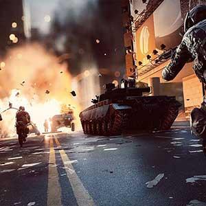 Battlefield 4 Panzer