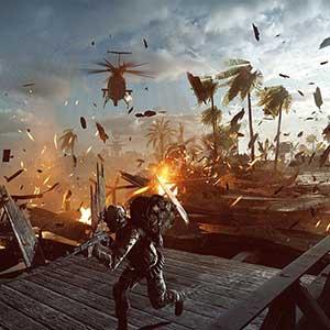 Battlefield 4 Angriffs-Hubschrauber