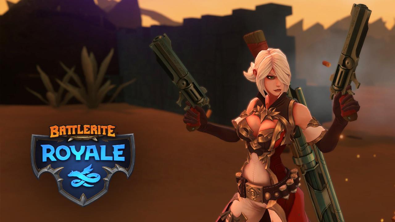 Jetzt Early Access: Battlerite Royale auf Steam