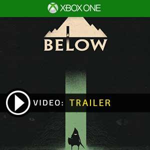 Below Xbox One Digital Download und Box Edition