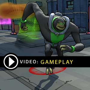 Ben 10 Omniverse 2 Nintendo Wii U Gameplay Video