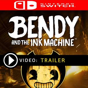 Bendy and the Ink Machine Nintendo Switch Digital Download und Box Edition