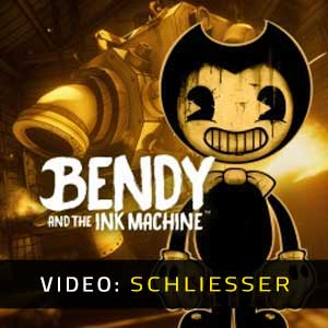 Bendy and the Ink Machine Video Trailer