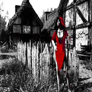 Betrayer Red Maiden