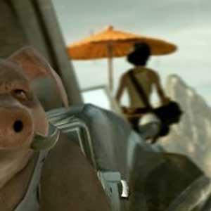 Hybrid Schwein - ZHOU YUZHU