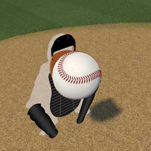 Den Ball fangen
