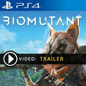 Biomutant PS4 Digital Download und Box Edition