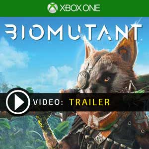 Biomutant Xbox One Digital Download und Box Edition