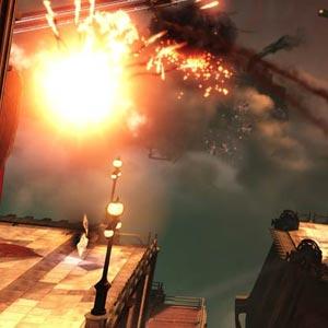 Bioshock Infinite Explosion