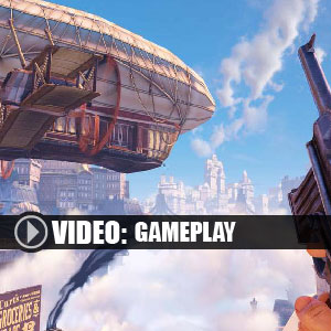 Bioshock Infinite Gameplay