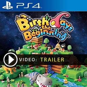 Birthdays the Beginning PS4 Digital Download und Box Edition
