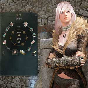 Black Desert Online Charakter