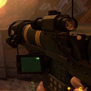 Black Mesa Waffe