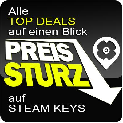 PC SPIELE CD-KEYS TOP DEALS am 22. Oktober 2015