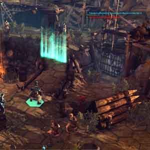 Blackguards 2: Durch das Tor