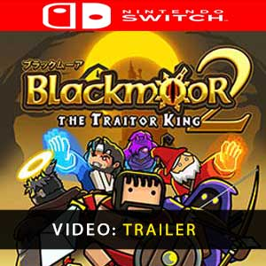 Blackmoor 2 Nintendo Switch Prices Digital or Box Edition