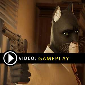 Blacksad Under the Skin PS4 Gameplay Video