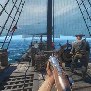 Kanonen abfeuern, Schiffe versenken oder mit FPS-Kämpfen an Bord gehen