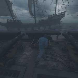 Warten Sie Ihr Schiff, führen Sie Reparaturen durch, laden Sie Kanonen nach und versorgen Sie es erneut