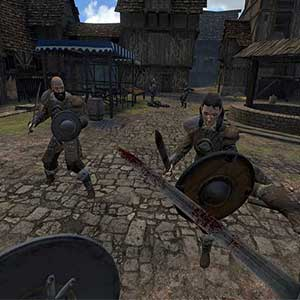 Blade and Sorcery Gameplay-Video
