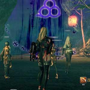 Blade Soul Gameplay