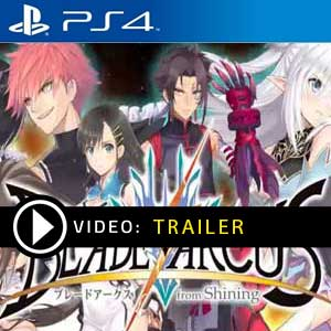 Blade Arcus Rebellion from Shining PS4 Digital Download und Box Edition