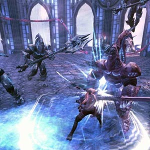 Blades Of Time - Schlacht
