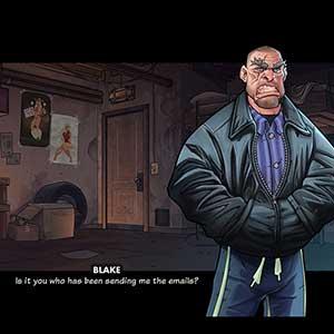 Blake The Visual Novel Blake