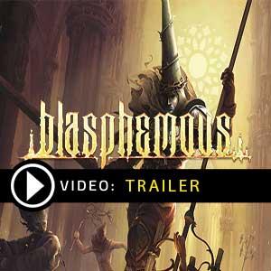 Blasphemous Trailer-Video