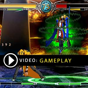 BlazBlue Central Fiction Nintendo Switch Gameplay Video