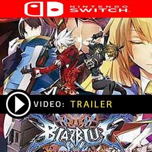 BlazBlue Central Fiction Nintendo Switch Digital Download und Box Edition