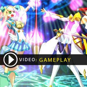 BlazBlue Chronophantasma Extend Gameplay Video
