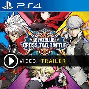 Blazblue Cross Tag Battle PS4 Digital Download und Box Edition