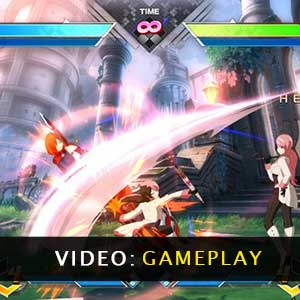 BlazBlue Cross Tag Battle Ver 2.0 Expansion Pack Gameplay Video
