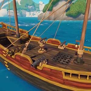 Segeln mit diesem Boot