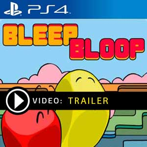 Bleep Bloop PS4 Prices Digital or Box Edition