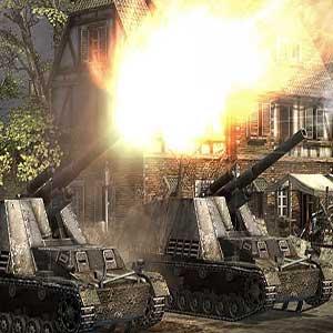 Blitzkrieg Schlachtschiff