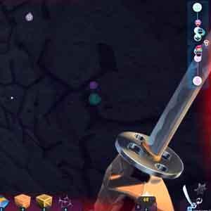 Block N Load Screenshot: Versteckt sich hinter einer Wand