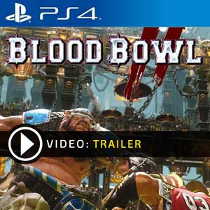 Blood Bowl 2 PS4 Digital Download und Box Edition