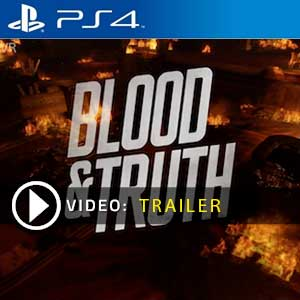 Blood Truth PS4 Digital Download und Box Edition