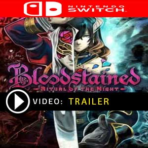Bloodstained Ritual of the Night Nintendo Switch Digital Download und Box Edition