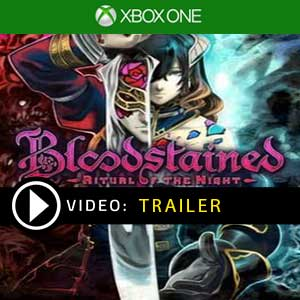 Bloodstained Ritual of the Night Xbox One Digital Download und Box Edition