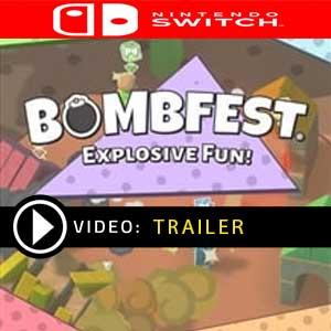 BOMBFEST Nintendo Switch Digital Download und Box Edition