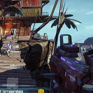 Borderlands 2 Captain Scarlett Slayer von Terramorphous