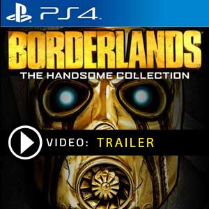 Borderlands The Handsome Collection PS4 Digital Download und Box Edition